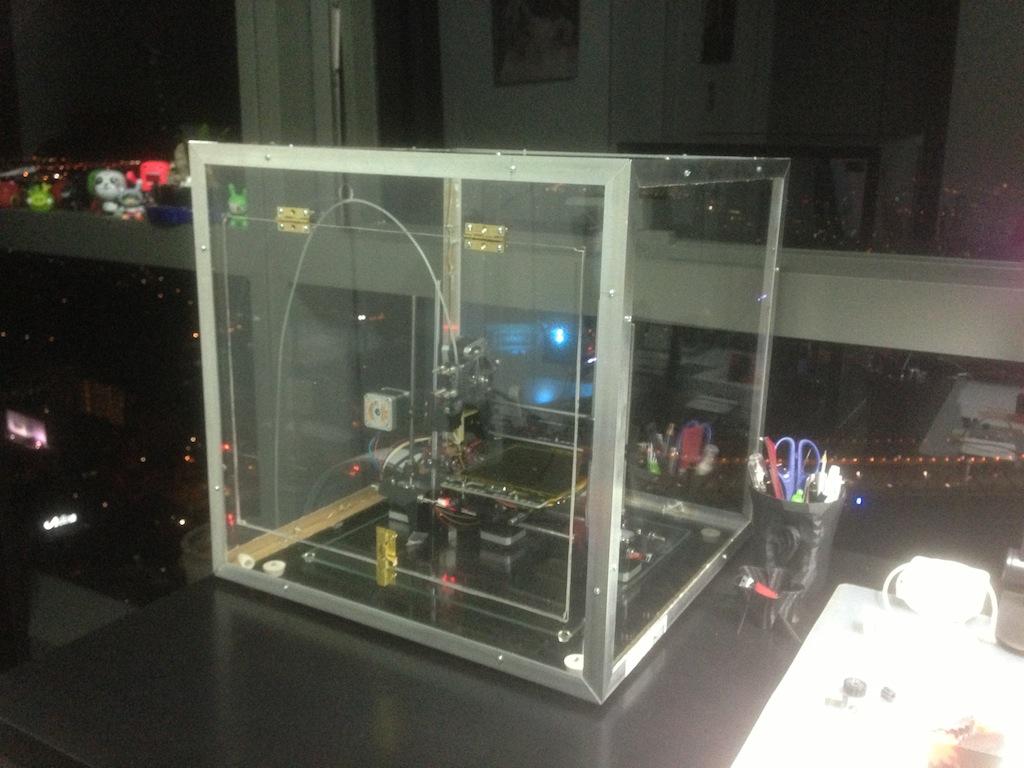 Acrylic Glass Box