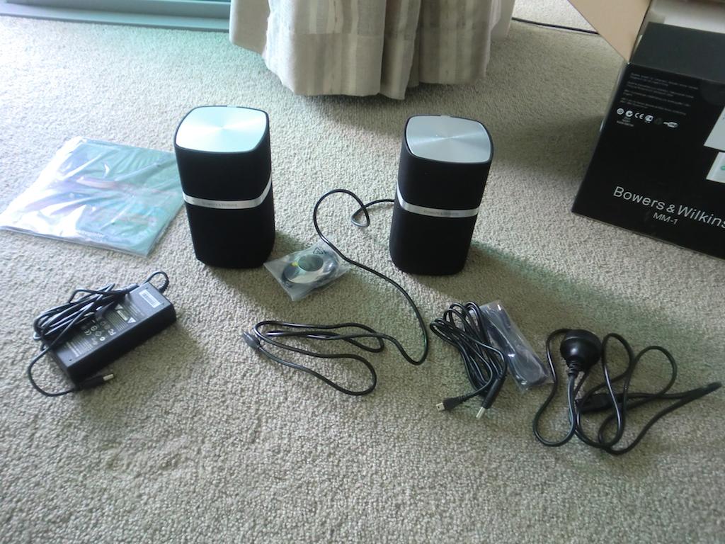B&W MM-1 Speakers Treiber Herunterladen