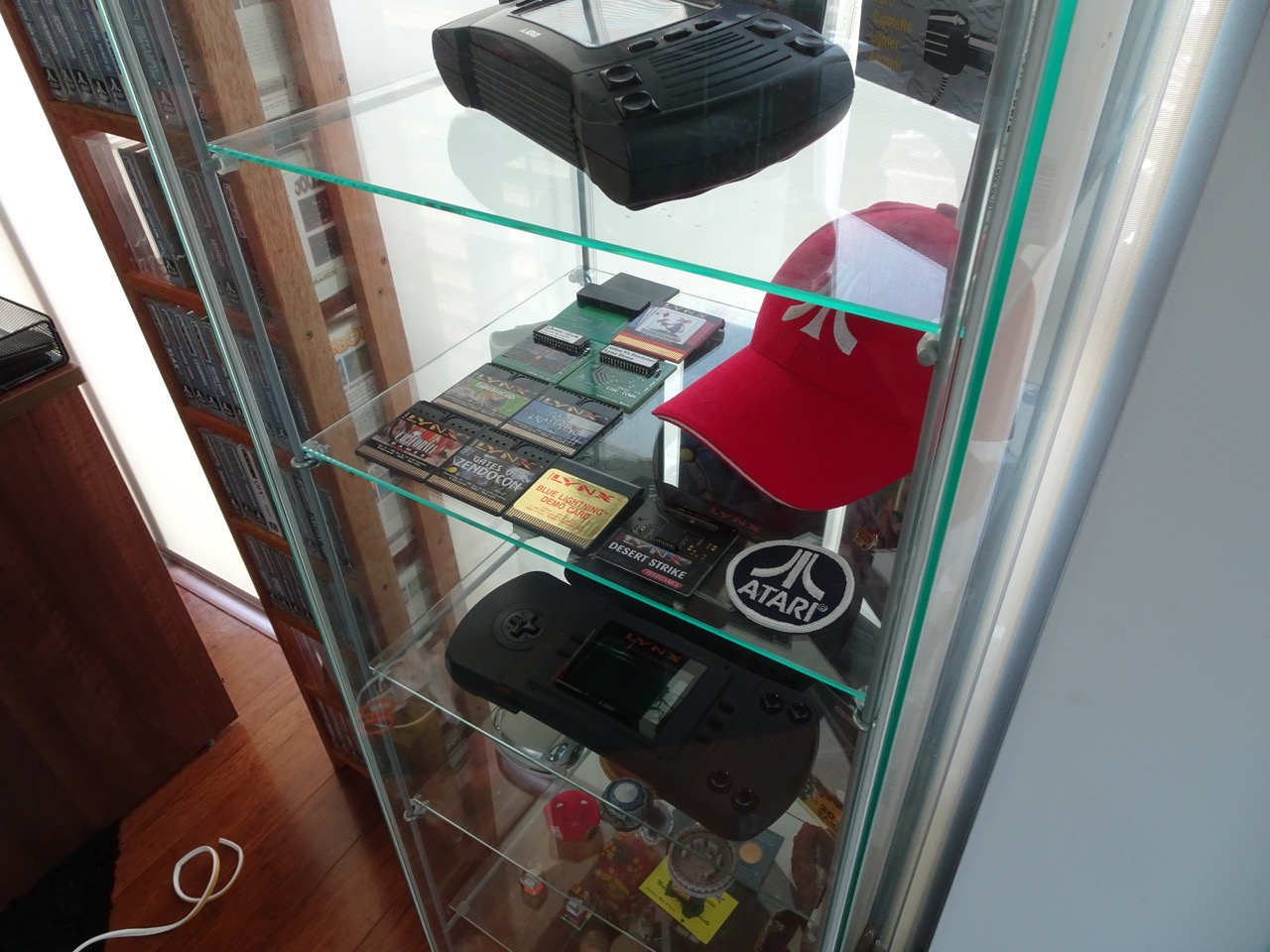 Dust proofing the Ikea Detolf display cabinet to keep your ...