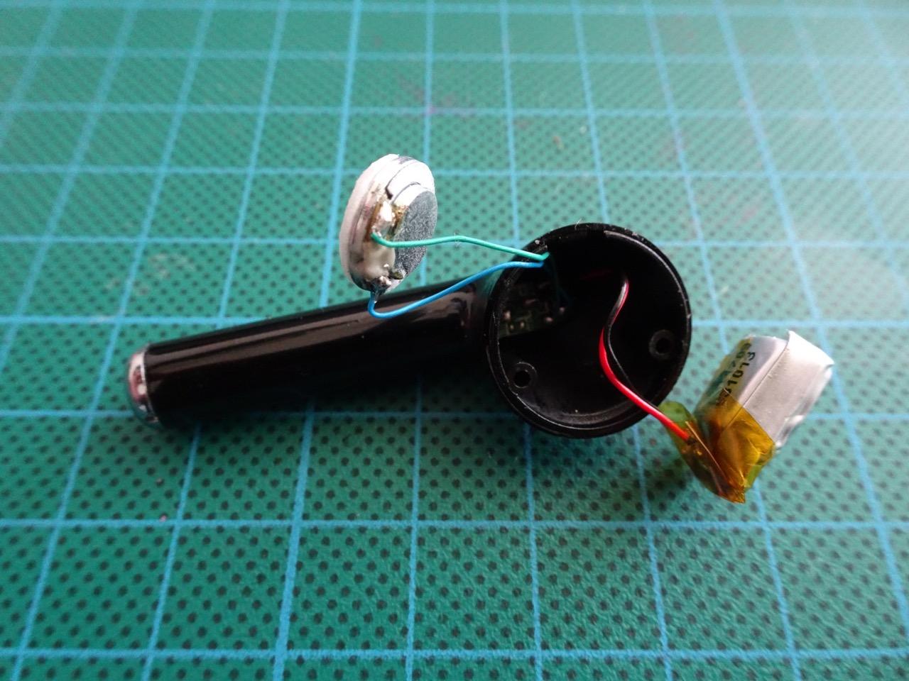 Fake Airpods Hbq I7 Tws Wireless Headset Teardown Igor Kromin