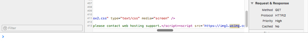 GoDaddy is sneakily injecting JavaScript into your website and how