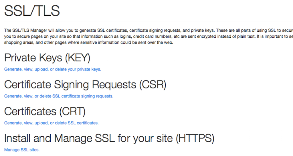 How to install Positive SSL certificates with GoDaddy web hosting ...