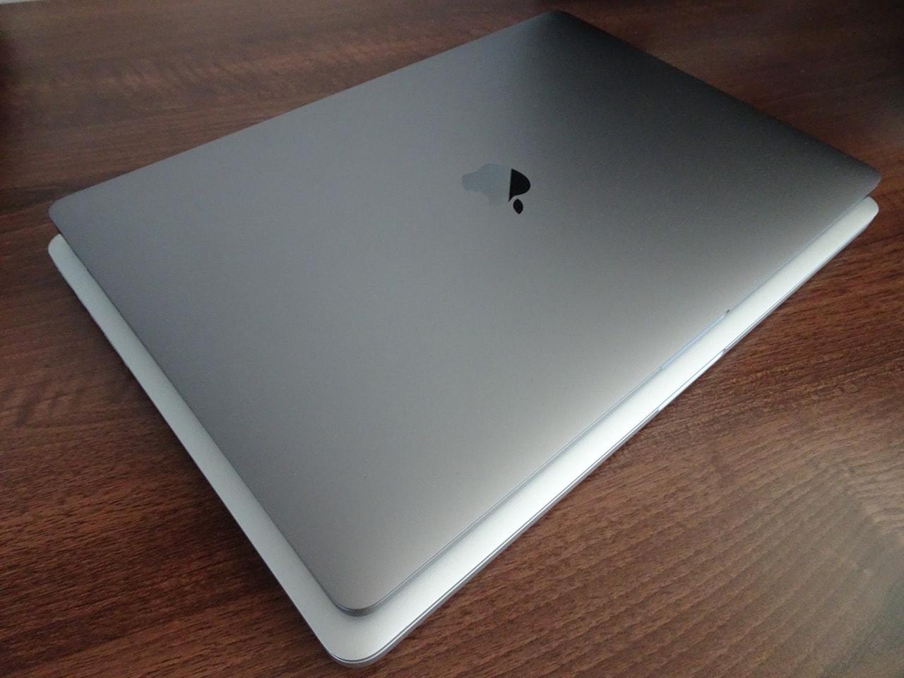 Look and feel - 2012 Retina MacBook Pro vs 2017 MacBook Pro