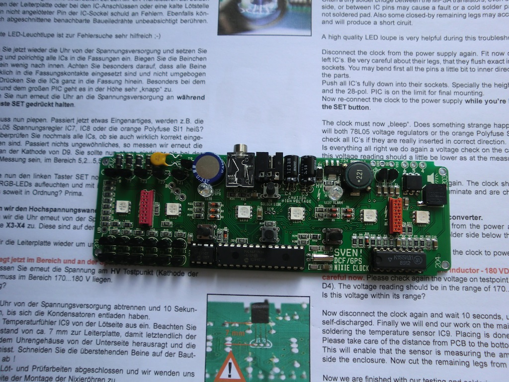 And Holders This Helps Me To Hold The Circuit Board While Soldering
