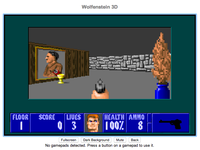 Thousands of free classic DOS games for your Mac with