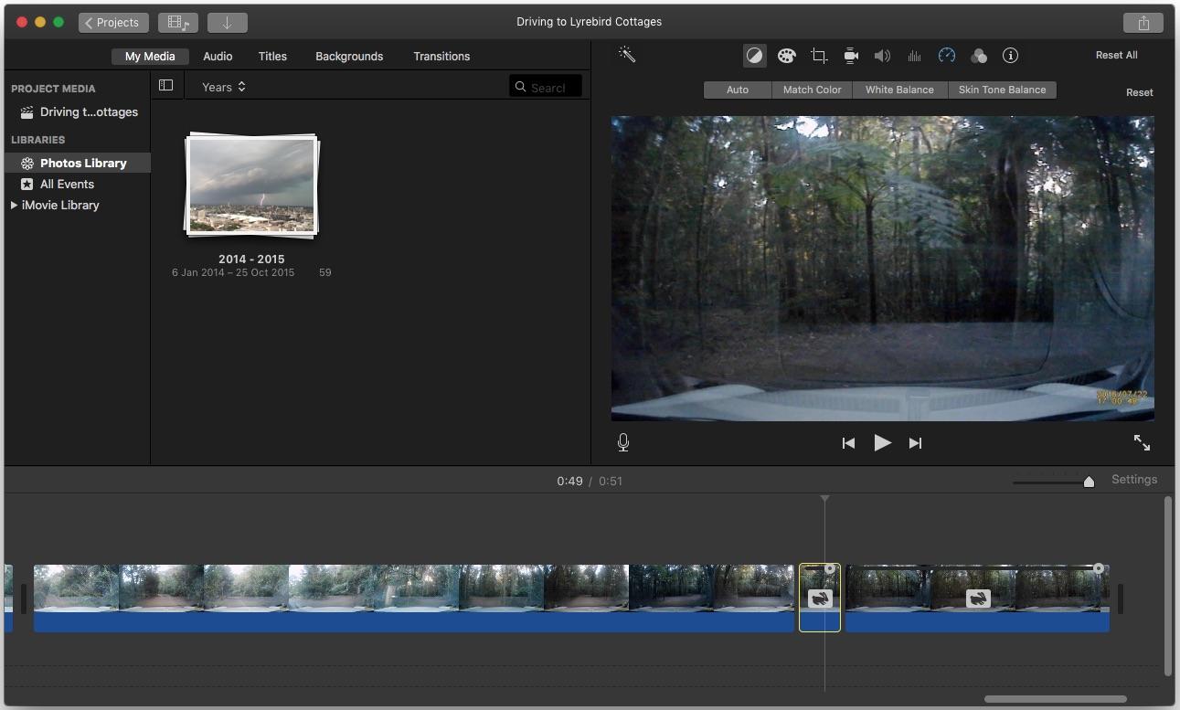 How to stop the iMovie Video rendering error: 10008 | Igor