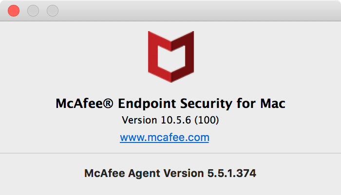 How to remove McAfee Endpoint Security from your Mac | Igor