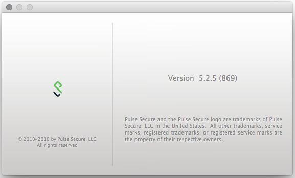 Pulse Secure VPN not working on macOS Sierra and how to fix