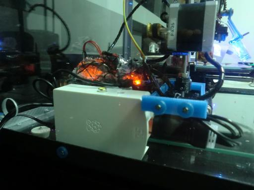 Pibee Combining A Portabee 3d Printer With A Raspberrypi