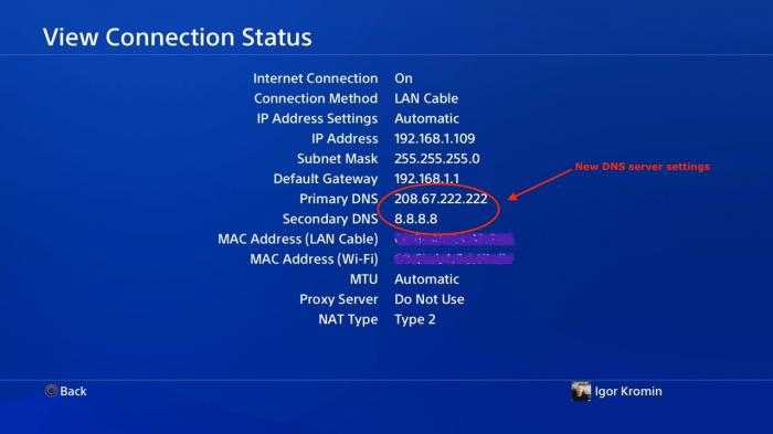 Improving slow download speeds on the PS4 and PSN | Igor Kromin