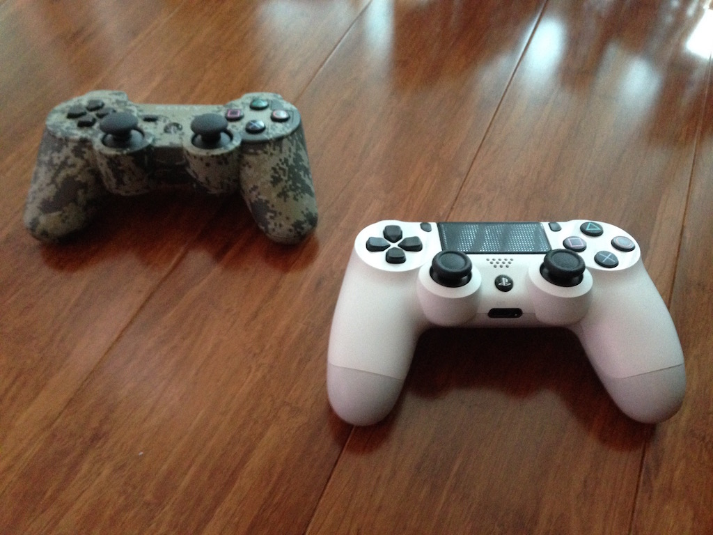 Using A Ps4 Controller With A Ps3 Igor Kromin