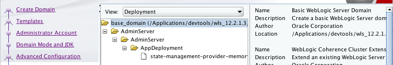 Setting up a WebLogic 12c development server in under 10 minutes on