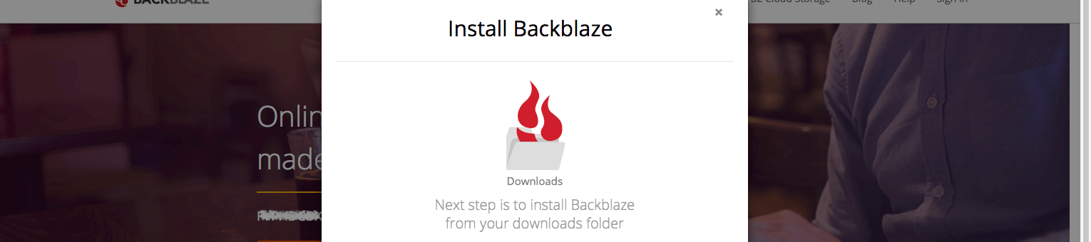 Use BackBlaze to back up your computer and external drives