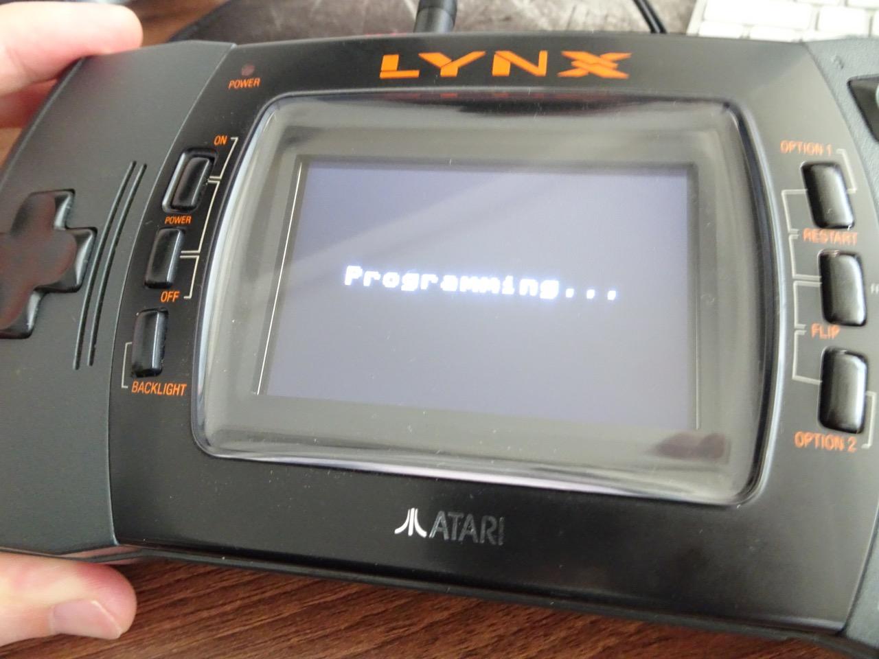 Atari Lynx Multi SD Card cartridge review | Igor Kromin