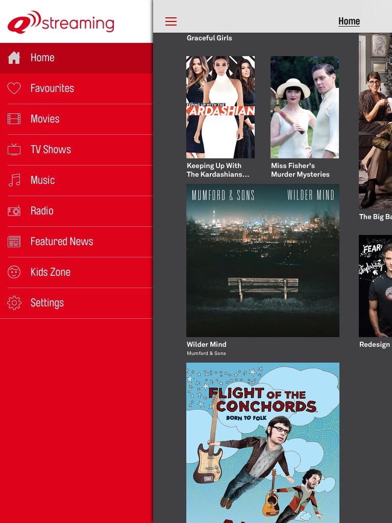 The Qantas Entertainment app is awesome and you should use