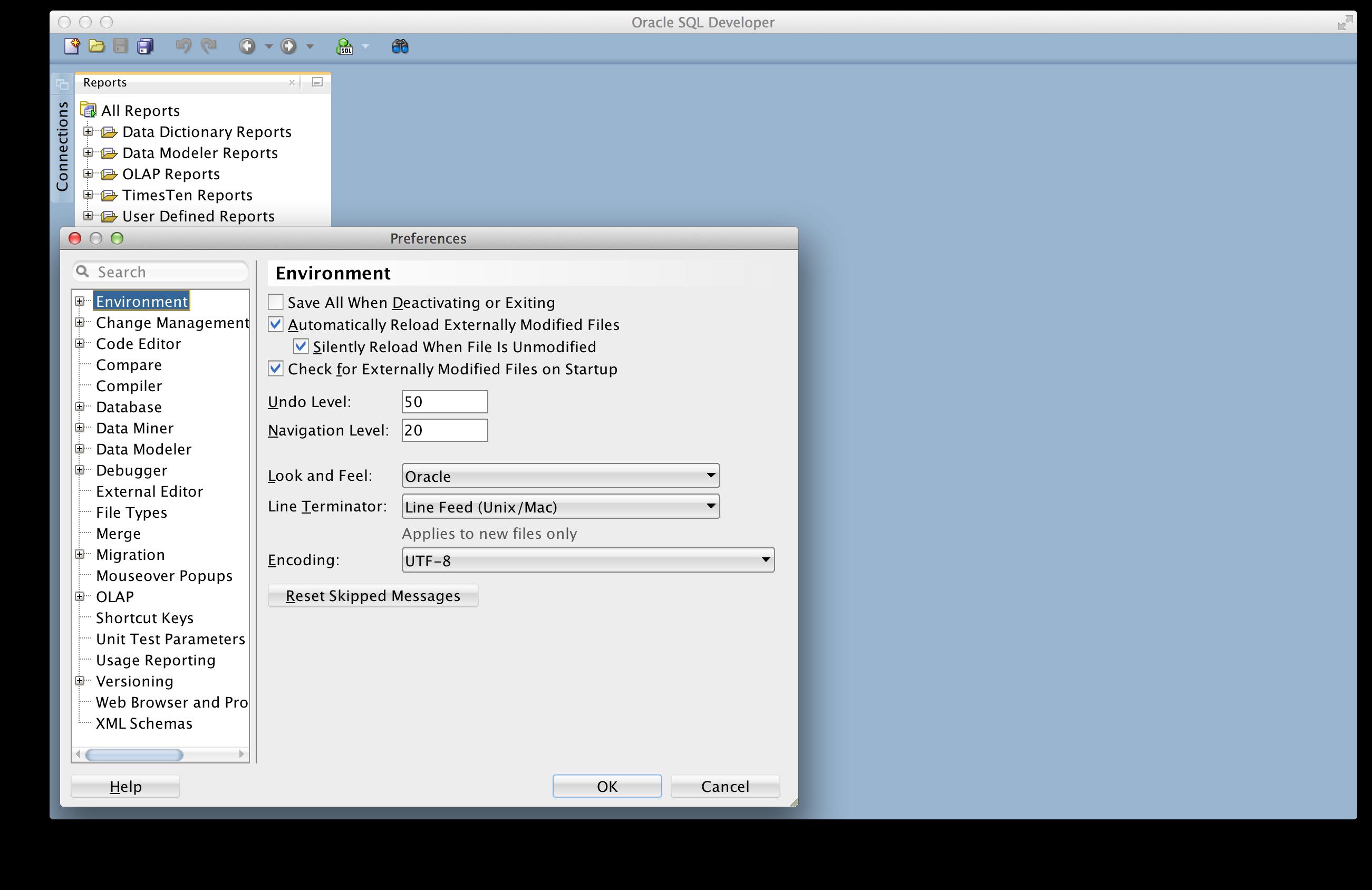 Sql Developer For Mac Os X